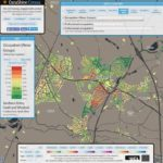 2011 Census interactive map