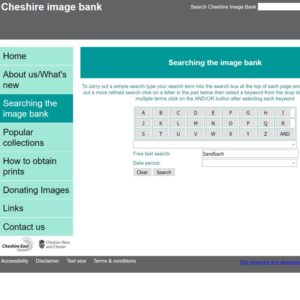 Cheshire Image Bank
