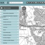 Defra Magic maps
