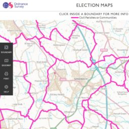 Election Boundaries