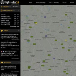 flightradar24 flight traffic