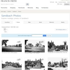 Francis Frith photos