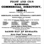 Pigot National Directory 1828