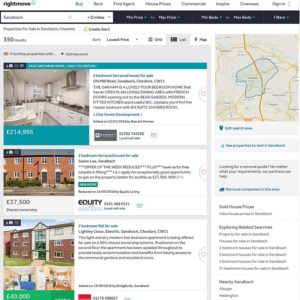 Rightmove property for sale
