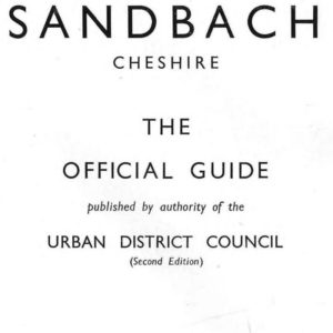 Sandbach Official Guide 2nd Ed