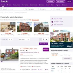 Zoopla house prices
